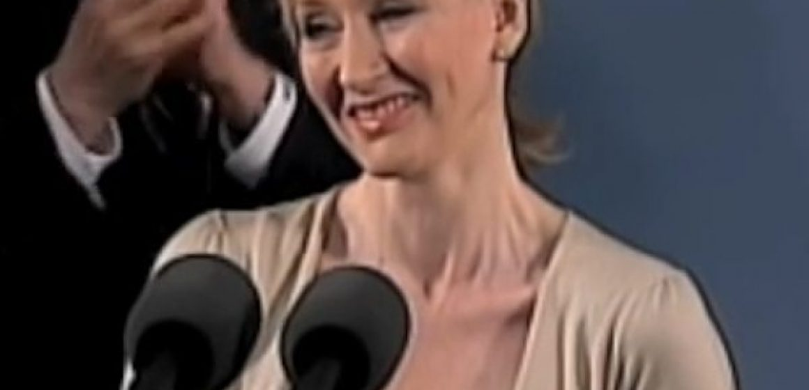 Stephenson Coaching - JK Rowling's Harvard Commencement Speech